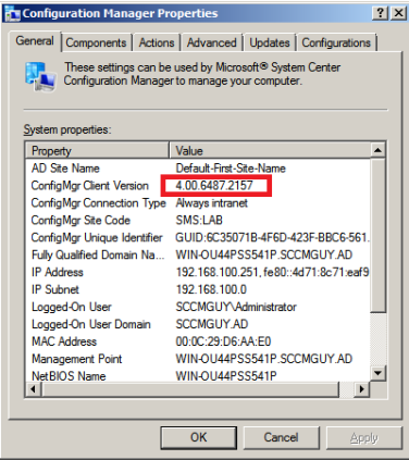 SCCM Guy's Blog | A blog about System Center | Page 11