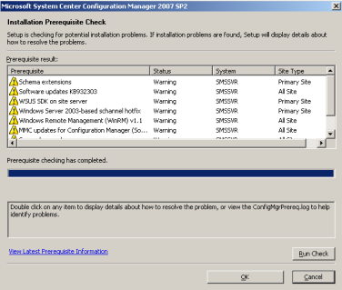 In-Place Upgrade of SMS 2003 to SCCM 2007 SP2 | SCCM Guy's Blog