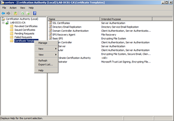 Creating OpsMgr 2012 Gateway Server Certificates | SCCM Guy's Blog