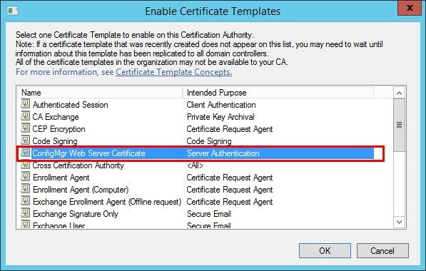 Pki certificates for configuration manager 2012 r2 part 1 of 4 if you do not need to create and issue any more certificate close certification authority yelopaper Gallery
