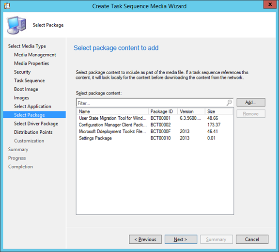 Creating a Prestaged image using Configuration Manager 2012 R2